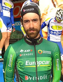 Jérôme Cousin road bicycle racer
