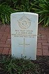 Deniliquin War Cemetery Headstone - Gerrard.JPG