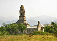 Orthodox church at Densuş