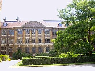 Department of Plant Sciences, University of Cambridge - Image: Department of Plant Science, Cambridge University geograph.org.uk 1333495