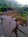 Derrumbes en Costa Rica, Octubre de 2010.jpg