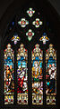 Derry St. Eugene's Cathedral South Aisle West Window Saint Patrick 2013 09 17.jpg