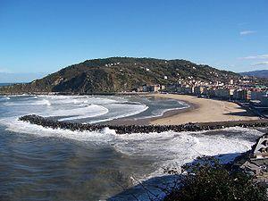 Desembocadura del Urumea (Donostia, Gipuzkoa)