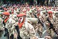 Desfile Militar 20 de Julio (2011) - Bloque de Infanteria Uniforme de desierto.jpg