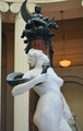 Desiré Maurice Ferrary (1852-1904) - Salammbo (1899) front right thighs upward, Lady Lever Art Gallery, June 2013 (10793418304).png