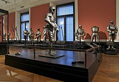Detail salle armures Kunsthistorisches Museum Vienne.jpg