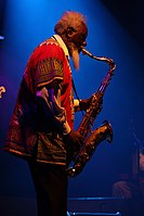 Deutsches Jazzfestival 2013 - Pharoah and the Underground - Pharoah Sanders - 06.JPG