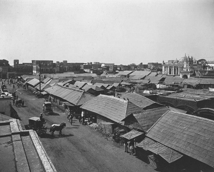 Dhaka Town Chowk - 1904