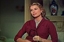 Grace Kelly a Crim perfecte (1954)