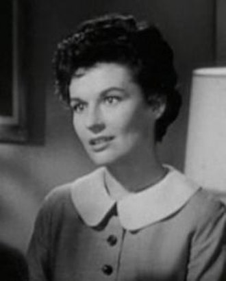 Dianne Foster - Dianne Foster in The Last Hurrah (1958)