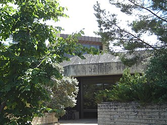 The Right Honourable John G. Diefenbaker Centre for the Study of Canada - Image: Dieenbaker Centre