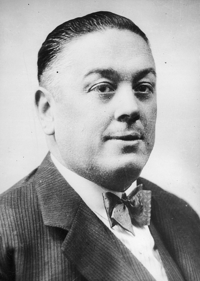 Diego Martínez Barrio, político español.