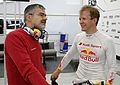 Dieter Gass (Head of Audi Sport), Mattias Ekström (S) (34039413742).jpg