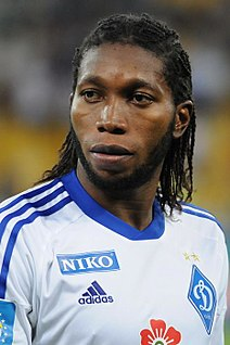 Dieumerci Mbokani Congolese footballer