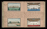 Different views of the Metcalfe House, Delhi, 1843.jpg