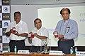 Dignitaries Release Souvenir Lapel Pins - CRTL Silver Jubilee Celebration - NCSM - Kolkata 2018-03-13 8502.JPG