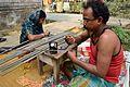 Dilip Das Solders Silver Rolo Chain - Halalpur Krishnapur - Nadia 2016-01-17 8861.JPG