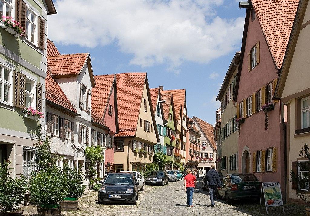 Sterne Hotel Rothenburg Ob Der Tauber