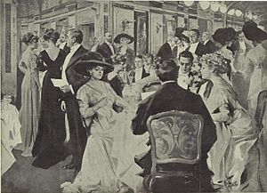 St. Regis New York - Image: Dinner at the Hotel St. Regis, New York 1912