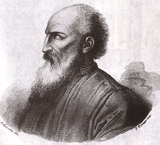 Diotisalvi Neroni - Portrait of Diotsalvi Neroni from a nineteenth-century engraving.