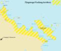 Djagaraga-Gudang territory in Cape York, Queensland, Australia.png