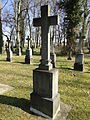 Dobbertin Klosterfriedhof Grabstein Elisabeth von Mecklenburg Reihe 3 Platz 7 2012-03-23 282.JPG