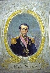 Retrato de Joaquim Lima e Silva (Visconde de Mogi Das Cruzes)