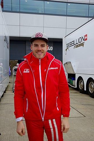Dominik Kraihamer - Kraihamer at the 2016 6 Hours of Silverstone