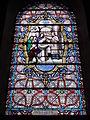 Dompierre-sur-Helpe (Nord, Fr) vie de Saint Etton, vitrail 01.jpg