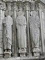 Donnemarie-Dontilly (77) Église N.D. Portail occidental 09.JPG