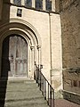 Doorway, Exeter Cathedral - geograph.org.uk - 726887.jpg