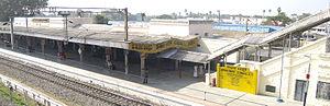 Dornakal - Dornakal Junction Railway Station