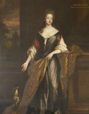 Dorothy Savile, Viscountess Halifax - Lady Dorothy, Marchioness of Halifax, by Jan van der Vaardt