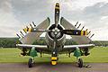 Douglas A-1D Skyraider AD-4NA F-AZHK OTT 2013 04.jpg