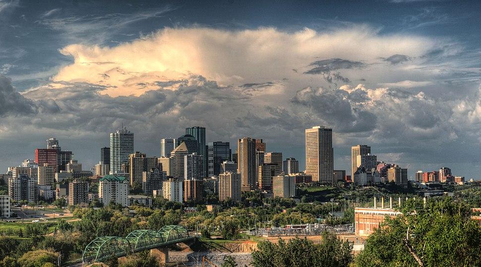 Downtown-Skyline-Edmonton-Alberta-Canada-Stitch-01