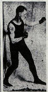 Dave Palitz American boxer (1891-1940)