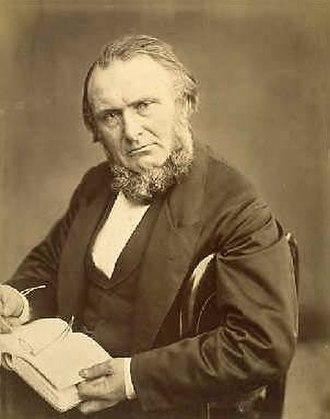 John Adamson (physician) - Adamson circa 1865