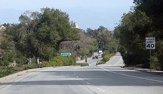 Sand Hill Road Menlo Park, California