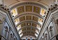 Dublin Roman Catholic St. Audoen's Church Nave Ceiling II 2012 09 28.jpg