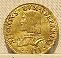 Ducato di ferrara, alfonso I d'este, oro, 1505-1534, 01.JPG