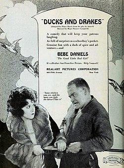 Ducks and Drakes (1921) - Ad 1.jpg