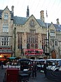Durham Town Hall with Christmas decorations - geograph.org.uk - 96822.jpg