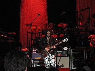 "Dweezil Zappa - Dweezil Zappa performing on the ""Zappa Plays Zappa"" tour in 2006."