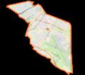 Dzielnica Włochy location map.png