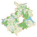 Ełk (gmina wiejska) location map.png