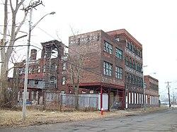E. & B. Holmes Machinery Company Building Dec 09.JPG