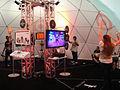 E3 2011 - inside the Target Lounge dome (5822675186).jpg