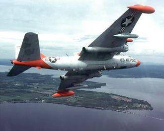 English Electric Canberra - Martin EB-57B