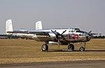 EGSU - North American B-25J Mitchell - N6123C (43953819041).jpg