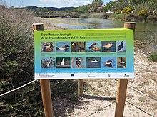 ENP-Desembocadura Foix-Cubelles-20140502-05-placa.jpg